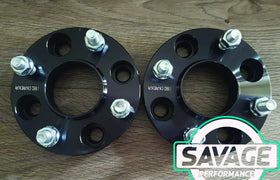 4x114 15mm Wheel Spacers NISSAN *Savage Performance*