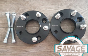4x114 to 5x114 20mm CONVERSION Wheel Spacers NISSAN *Savage Performance*