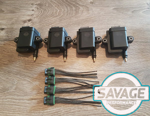 4x Savage Coilpacks