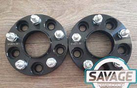 5x114 25mm Wheel Spacers MAZDA *Savage Performance*