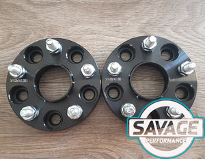 5x114 15mm Wheel Spacers TOYOTA *Savage Performance*