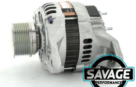 Volvo Truck 2006- J180 FM9 Mount 8PV Pulley 24V 90A Alternator