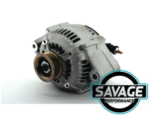 Holden Jackaroo 98-03 with 6VD1 engine 4PV 12V 75A Alternator