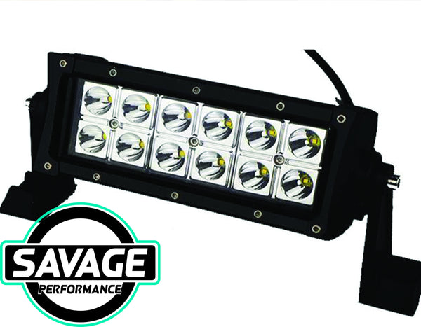 7.5 Inch LED Light Bar / Spot Light / Flood Light