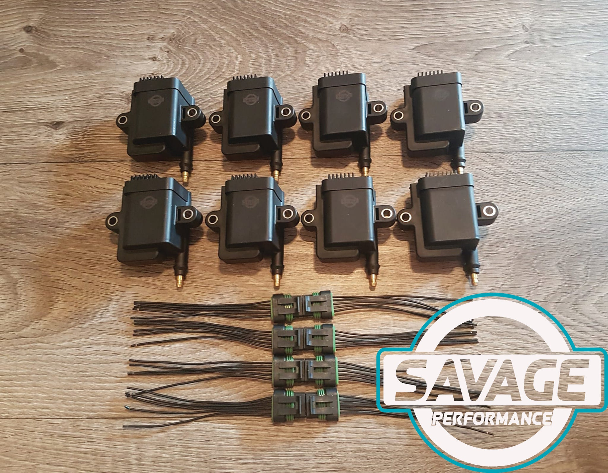 8x Savage Coilpacks