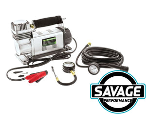 HULK 4x4 160lpm 12 volt Portable Air Compressor