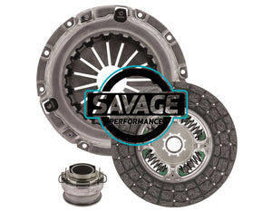 Aisin Heavy Duty Clutch Kit Toyota Landcruiser HZJ78 79 105 1HZ ENG