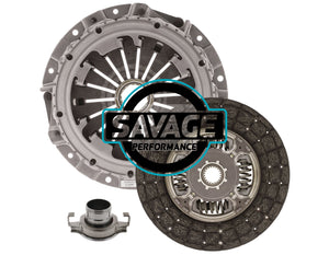 Aisin Heavy Duty Clutch Kit Toyota Prado KDJ120 1KDFTV Pull Type Clutch