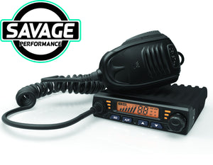 Crystal Ultra-Compact 80 channel UHF CB Radio DB477E