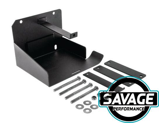 HULK 4x4 - Dual Battery Tray - Ford Ranger Manual and Auto