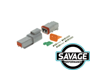 DEUTSCH Connector - 2 WAY - DT Series