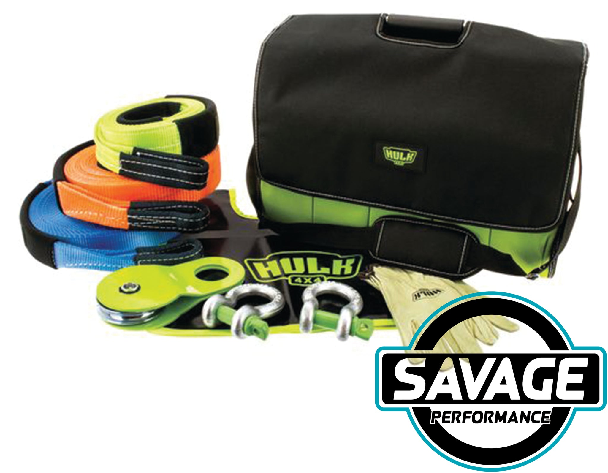 Hulk 4x4 Complete Recovery Kit *Savage Performance*