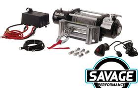 HULK 4x4 Electric Winch 9500lbs