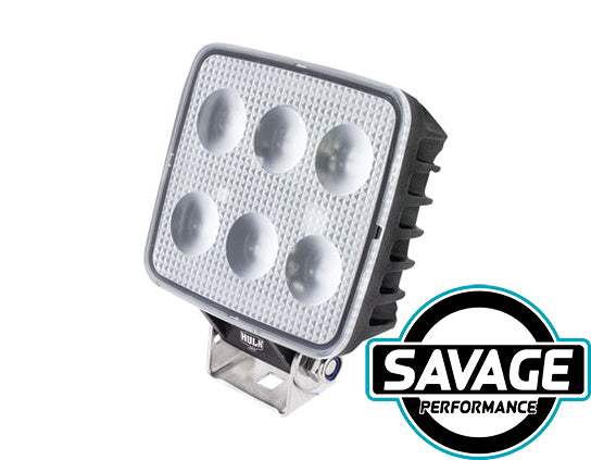HULK 4x4 - LED Square Work Lamp