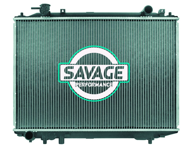 Ford Courier 1995-2006 Radiator