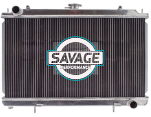Nissan 180 200SX S14 S15 1992-2000 Radiator - HIGH PERFORMANCE - MANUAL