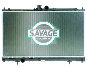 Mitsubishi Evo 7 8 9 2002-2007 Radiator - MANUAL
