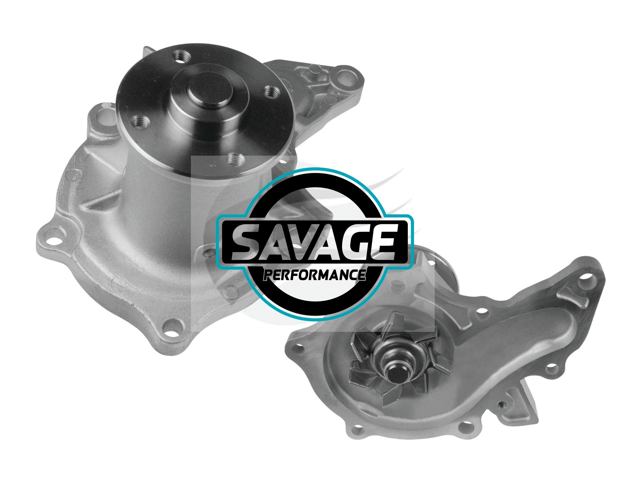 JAYRAD - Holden Nova LE LF Aftermarket Toyota Corolla AE90 AE92 4AFE 4AFC 6AFC Water Pump