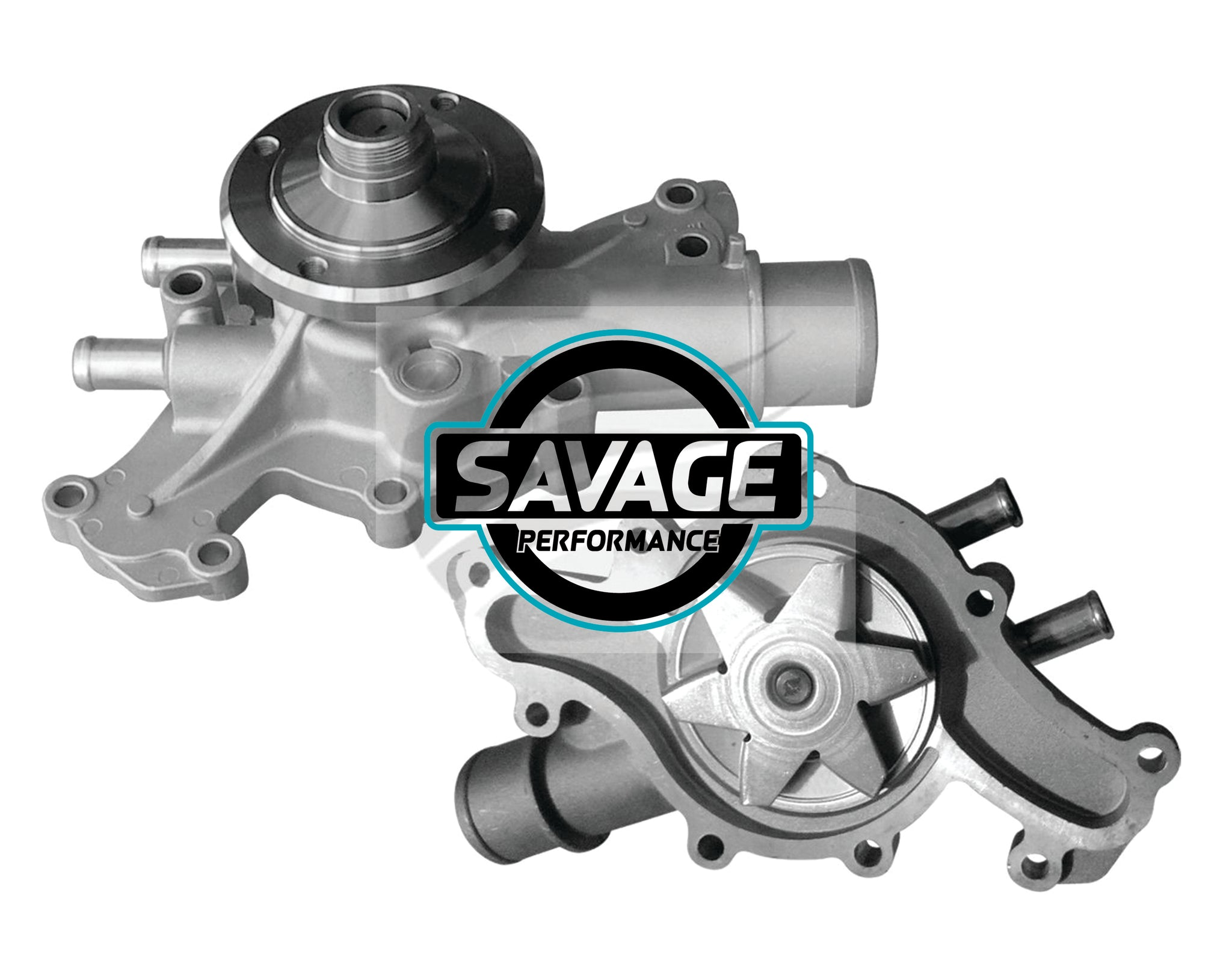 Ford Falcon Fairlane Fairmont Tickford AU V8 5.0L Water Pump - JAYRAD