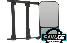 HULK 4x4 Caravan Towing Strap On Mirror
