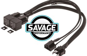 Negative Switch Headlight Conversion Harness *Savage Performance*