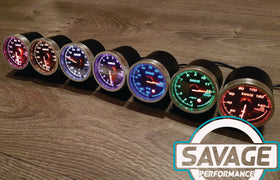 60mm Triple Pillar Gauge Holder *Savage Performance*
