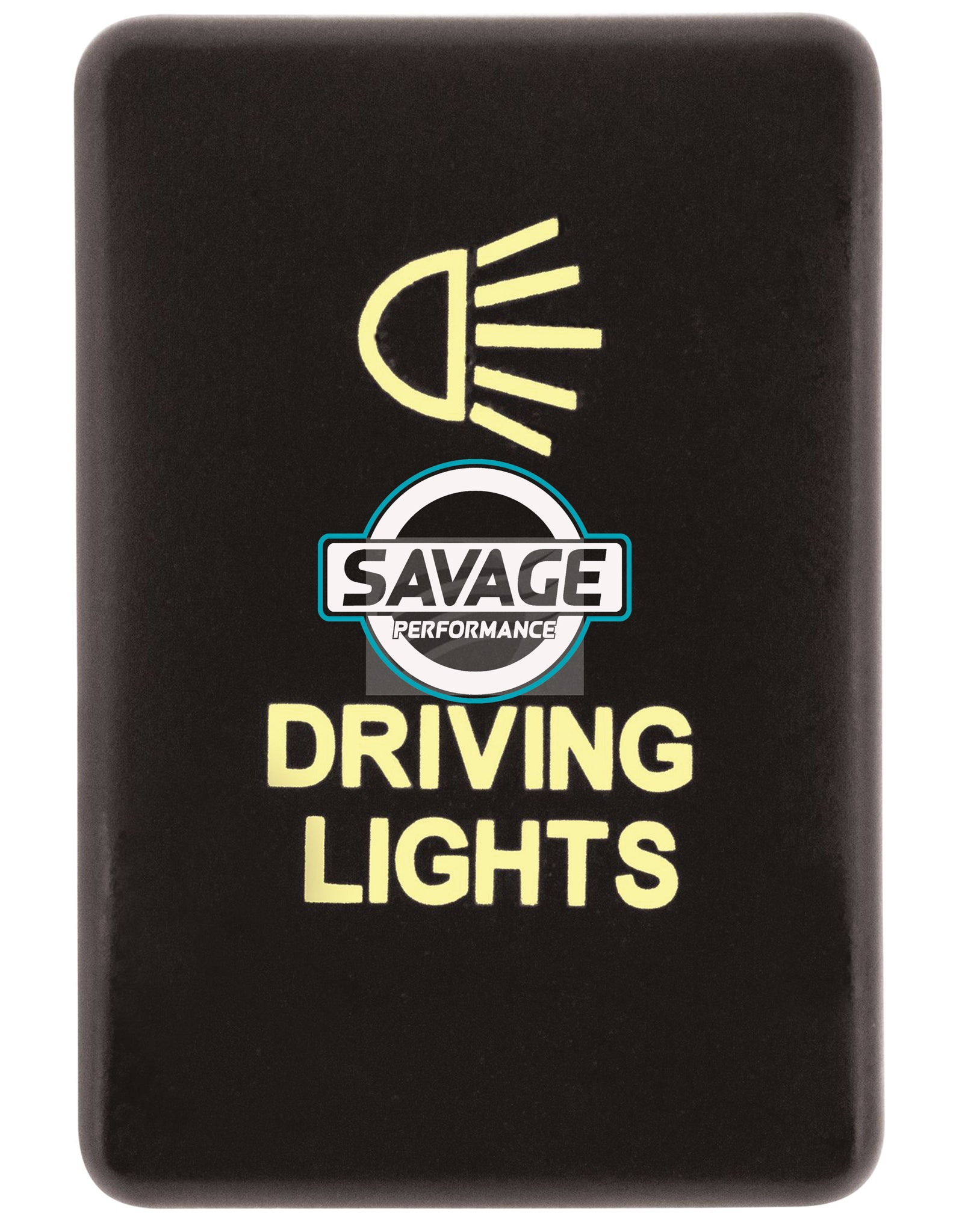 Jaylec - Driving Lights Switch - AMBER - Hilux GUN Series (2015 on)
