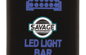 Jaylec - LED Light Bar Switch - BLUE - Hilux GUN Series (2015 on)