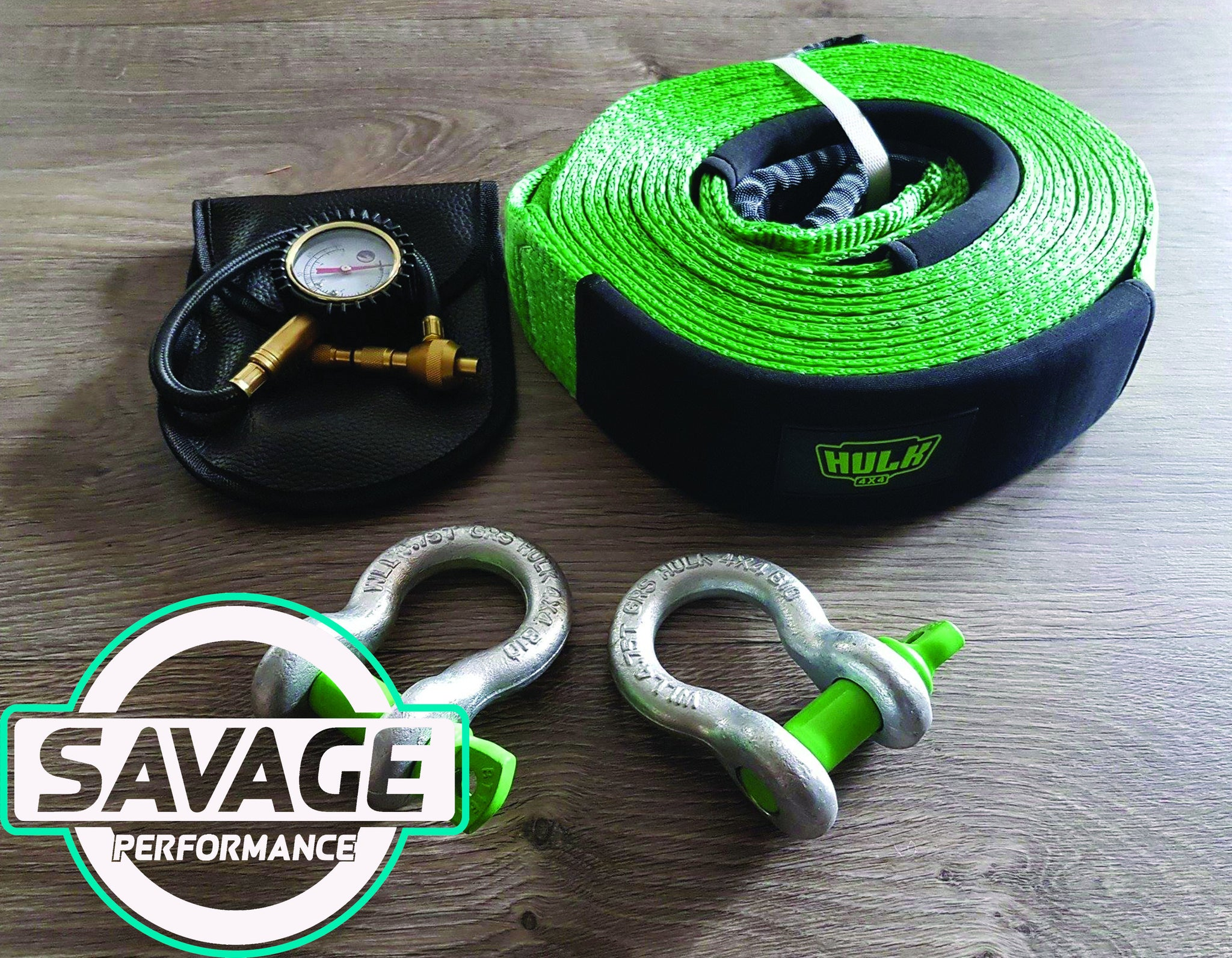 HULK 4x4 Essentials Combo Pack *Savage Performance*