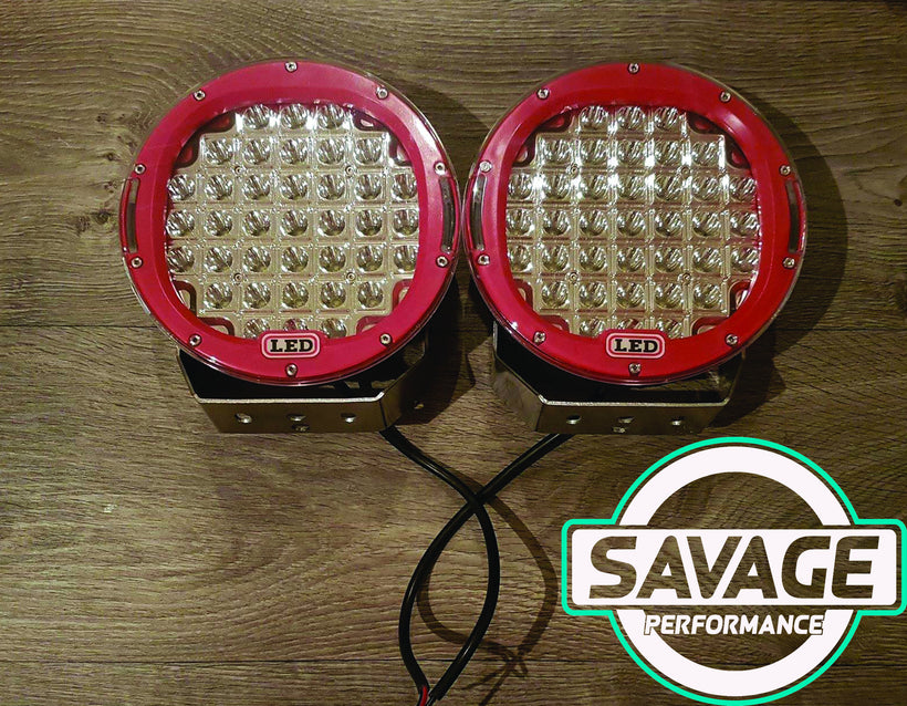 LED Lights - Spotlights / Light Bars