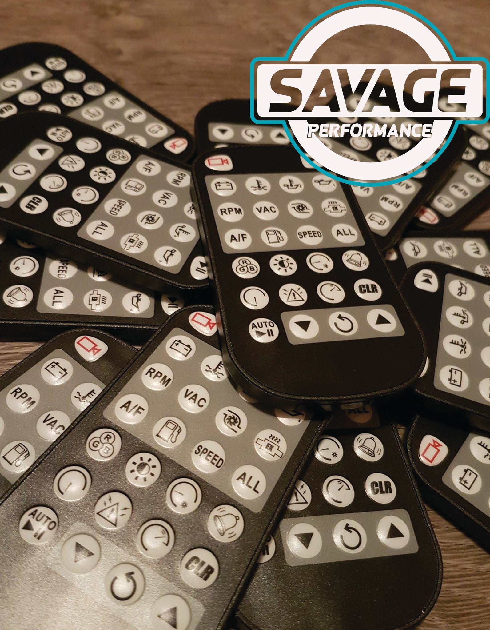 Savage Gauges Remote
