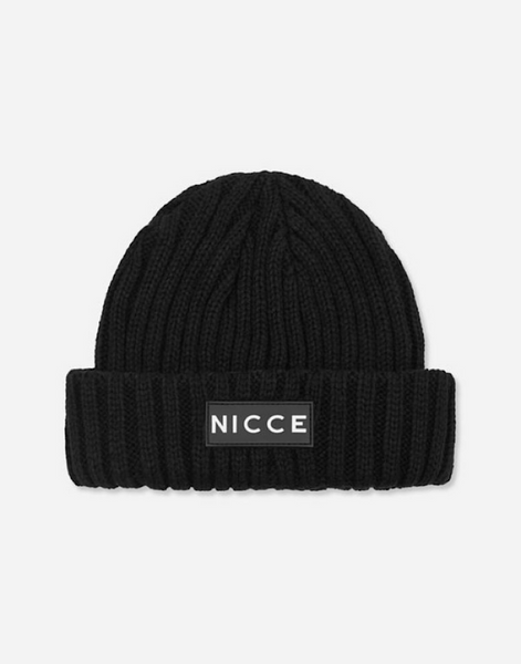 Nicce London ARLO BEANIE HAT | BLACK