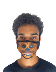 Hidden mask 'Chewie' Novelty