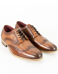 Cavani TOMMY BROWN SIGNATURE SHOES