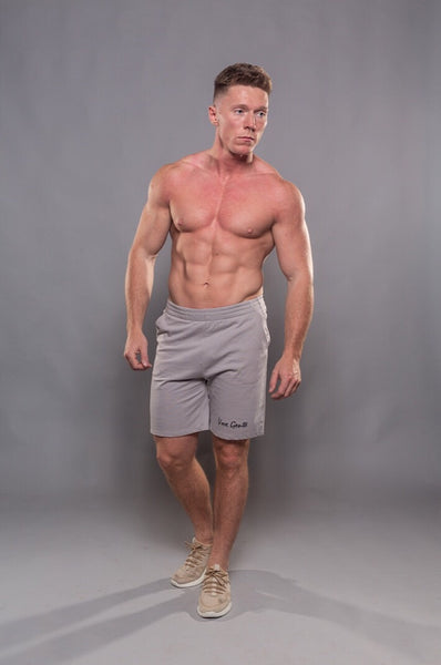 Vox Gente Grey Twin Set Shorts