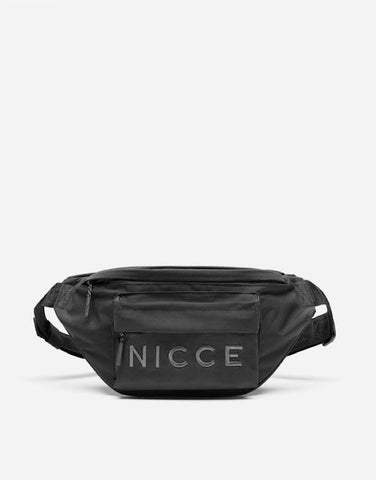 Nicce London Mercy Bum Bag in Black