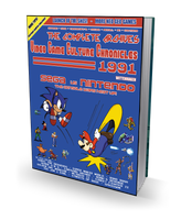 1991 Video Game Culture Chronicles - Hardcover Book