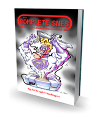 The Complete SNES - Hardcover Book