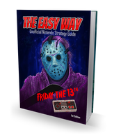 Friday the 13th: The Easy Way - Hardcover Strategy Guide (Preorder)