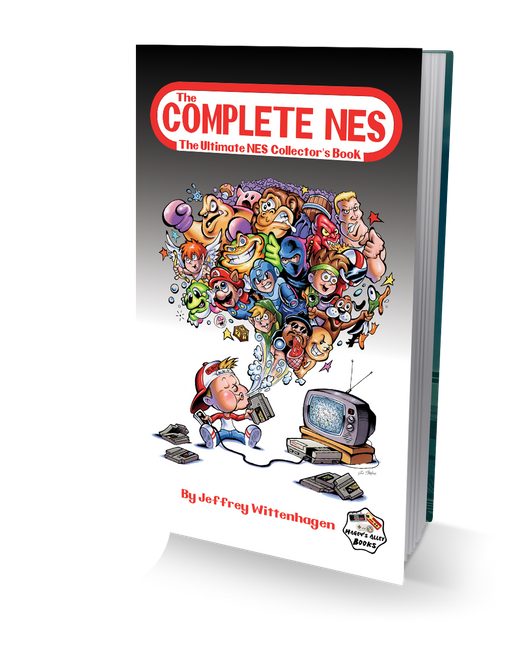 The Complete NES - Paperback Pocketbook (Limited Color Edition)