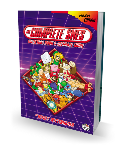 The Complete SNES (Pocket Edition) - Paperback Book