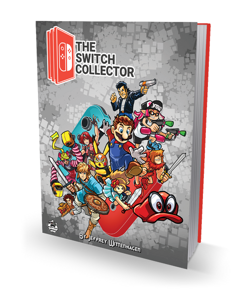 The Switch Collector: Volume One (Preorder)