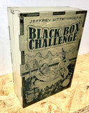 Black Box Challenge - Stained & Inked Wooded Box
