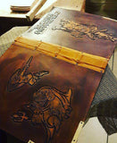 Super Nintendo Compendium - Leather Book Cover