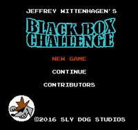 Black Box Challenge - NES Homebrew (Kickstarter Limited Edition)