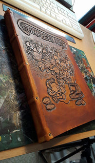 Complete NES - Leather Book Cover
