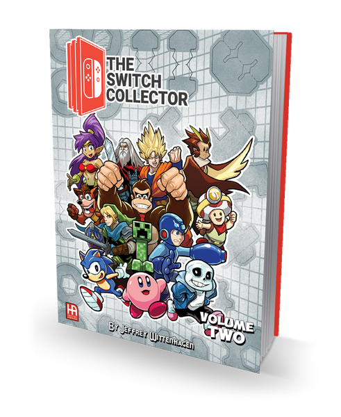 The Switch Collector: Volume Two (Preorder)