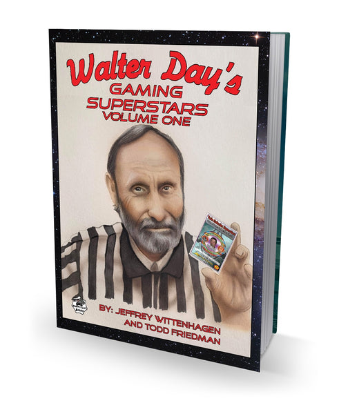 Walter Day's Superstars of Gaming Volume 1 (Preorder)