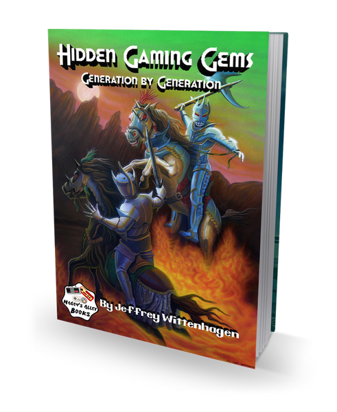 Hidden Gaming Gems: Generation by Generation - Hardcover Book
