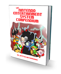 Nintendo Entertainment System Compendium - Hardcover Book (Pre-Order)